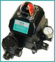 CVS 1000R Electro-Pneumatic Rotary Positioner