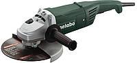 Угловая шлифмашина Metabo W 2400-230