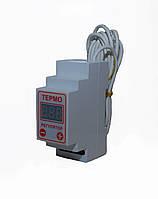 Цифровой терморегулятор ЦТРД - 2Д для электрических автоклавов.