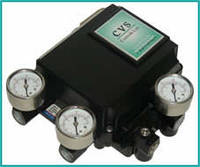 CVS 1200 Pneumatic Positioner Linear and Rotary