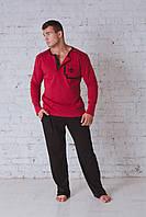 Мужская трикотажная пижама ТМ Bono