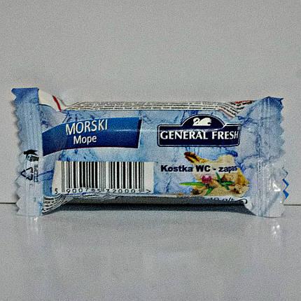 "Запаска для унитазов ""General Fresh"" Морская 40г , фото 2"