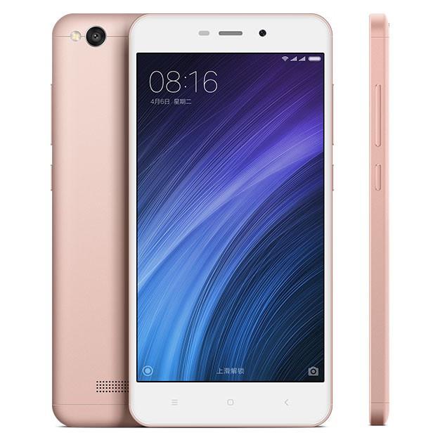 Смартфон Xiaomi Redmi 4A (Rose Gold)