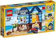 Отпуск у моря (31063), Серия LEGO Creator
