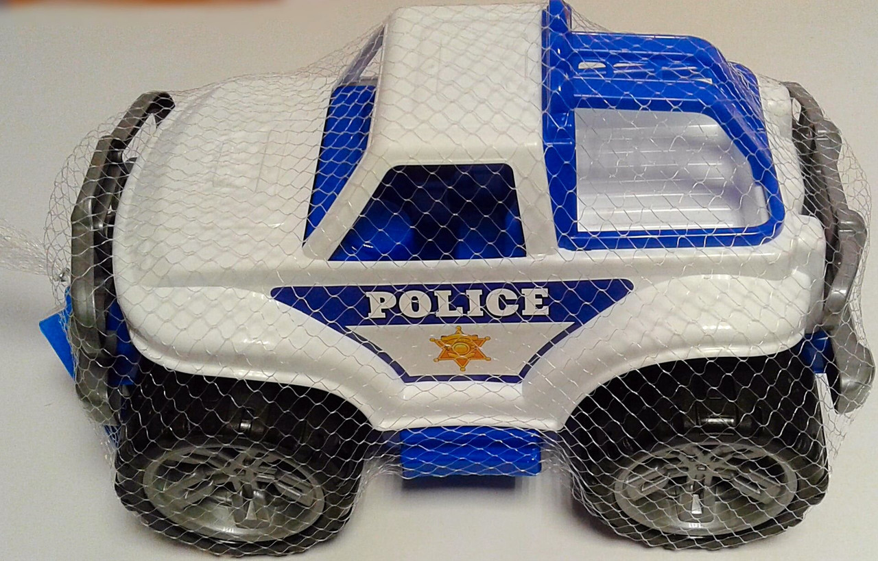 Машина пластмасова Поліція 3558 Технокомп Україна