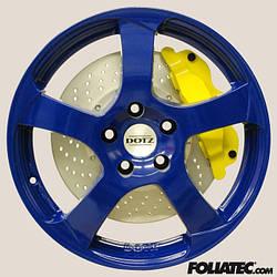 Foliatec - многофункциональная цветная спрей-краска номер 1 в мире автокрасок и  универсальности.