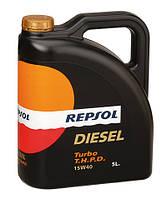 Масло моторное REPSOL DIESEL TURBO THPD 15W40 5лит.