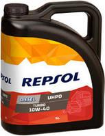 Масло моторное REPSOL DIESEL TURBO UHPD 10W40 5лит.