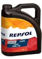 Масло моторное REPSOL DIESEL TURBO THPD 10W40 5лит.