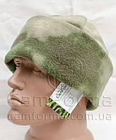 Шапка Флисовая атакс зеленый