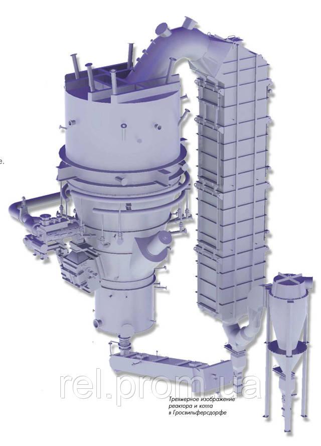 Реактор кипящего слоя