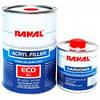 RL Грунт акриловый RANAL ECO 5+1 красный, 0,75л + отвердитель