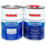 RL Грунт эпоксидный RANAL , 0,8л + отвердитель 0,8л