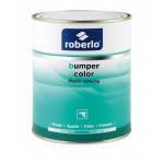 ROBERLO Автоэмаль для бампера BUMPER COLOR 10, черный (negro black), 1л