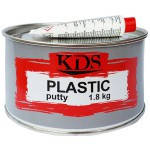 KDS Шпатлевка по пластику  1.8кг