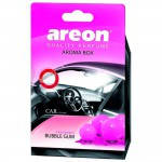 Ароматизаторы AREON Aroma box Bubble gum (под сиденье)