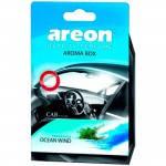 Ароматизаторы AREON Aroma box Океан (под сиденье)