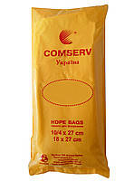 Фасовочный пакет Comserv размер 18/4/35 (26х35см) 1000 шт