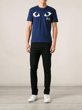 Мужская футболка  Comme des garcons