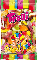 Жевательные конфеты Trolli Номер один 1 кг в пакетах