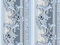 Обои на стену, виниловые, B53,4 Империя 2 5555-03, пара 5554-03, 0.53*10м
