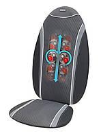Массажная накидка SensaTouch Shiatsu XL с прогревом, вибрацией в сидении и выбором скорости массажа