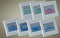 Терморегулятор Fenix TFT —(цветной) программируемый для теплого пола и систем отопления
