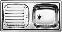 Кухонная мойка Blanco Flex 511917 матовая