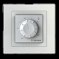 Терморегулятор TERNEO RTP White / Ivory