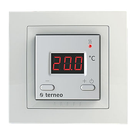 Терморегулятор TERNEO ST White / Ivory