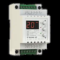 Терморегулятор TERNEO K2 White