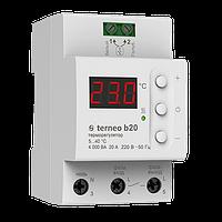 Терморегулятор TERNEO B20 White