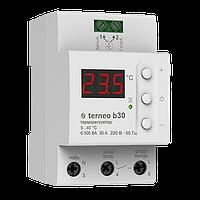 Терморегулятор TERNEO B30 White