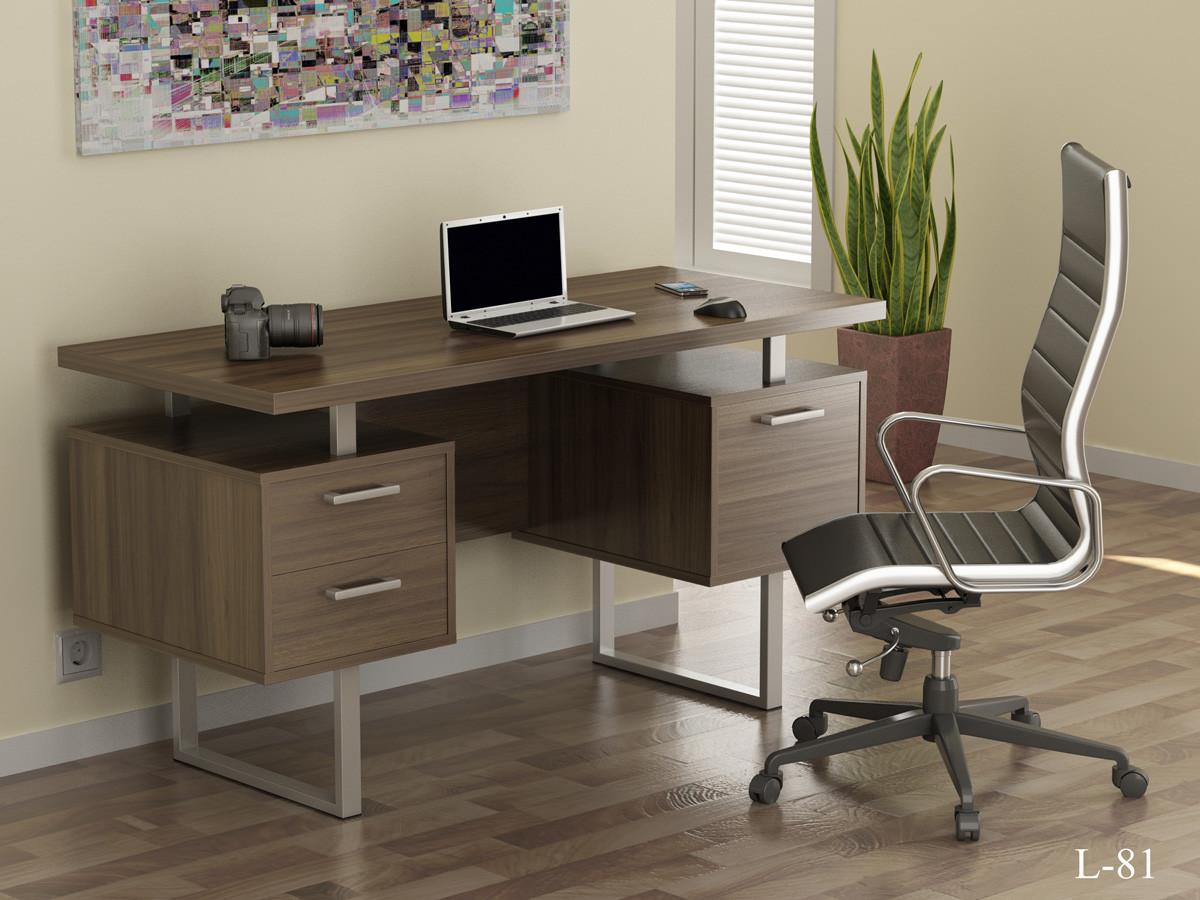 Рабочий стол L-81 NEW Loft Design