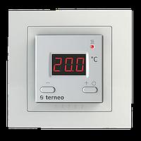 Терморегулятор TERNEO VT White