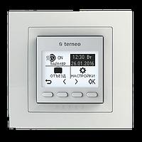 Терморегулятор TERNEO PRO* White