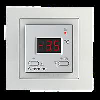 Терморегулятор TERNEO KT White