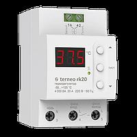 Терморегулятор TERNEO RK20 White