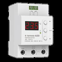 Терморегулятор TERNEO RK30 White