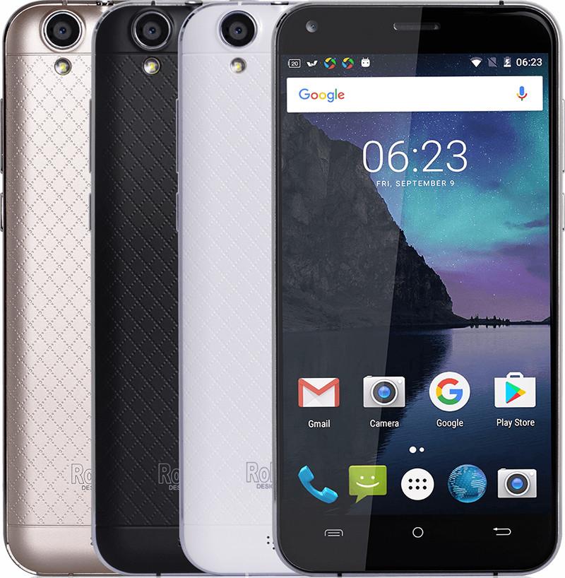 "Смартфон Cubot Manito 2sim, экран 5"" IPS, 13/5Мп, 3/16Gb, GPS, 4G, Android 6.0, 2350mAh"