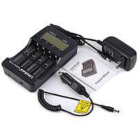 Зарядное устройство LiitoKala Lii-500 на 4 Ni-Mh, Ni-Cd и Li-ion аккумулятора с функцией Power Bank, фото 1