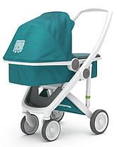 Детская коляска 3 в 1 Greentom Upp Carrycot+Reversible+Classic, фото 3
