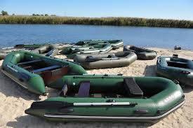 Надувні човни та аксесуари