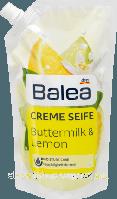 Жидкое крем - мыло Balea Buttermilk&lemon (запаска)