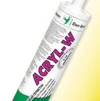 Акриловый герметик Acryl-W 310ml Den Braven
