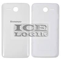 Задняя крышка батареи для мобильного телефона Lenovo A680, белая