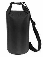 Сумка водонепроницаемая Extreme Bag черная 10L