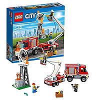 Конструктор Лего 60111 LEGO City Fire Пожарный грузовик