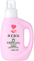 Жидкость для стирки одежды Arau. 1.2 л Япония