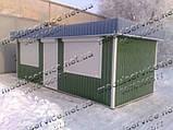 Каркасне будівництво кіосків, фото 3